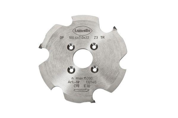 P-System Nutfräser, Ø 100.9 x7x22 mm (Diamant)