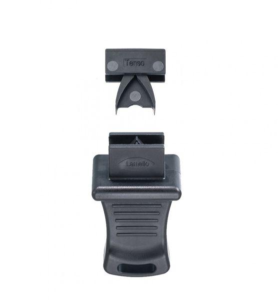 Tenso P-14 Vorspann-Clips mit Eindrück-Werkzeug (Karton mit 1000 Stück)