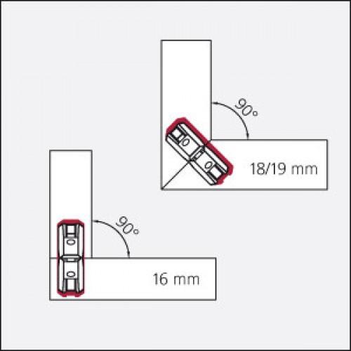 Clamex P-14 Set (Karton mit 300 Paar + Dia-Fräser) online kaufen