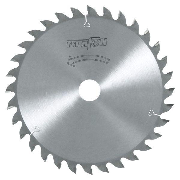 Sägeblatt-HM 185 x 1,4/2,4 x 20 mm, Z32, WZ