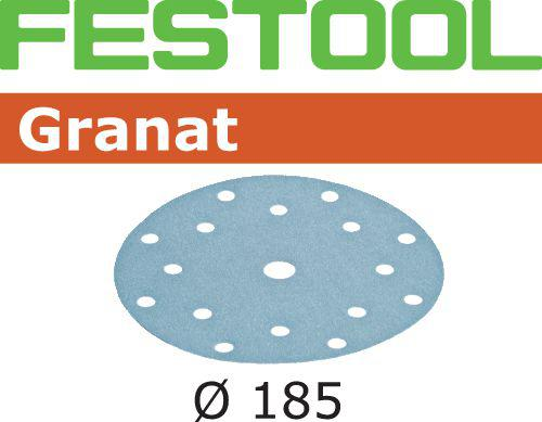 Schleifscheiben STF D185/16 P150 GR/100