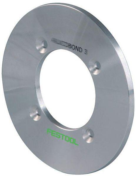 Tastrolle für Plattenfräse Aluminium-Verbundplatten D6