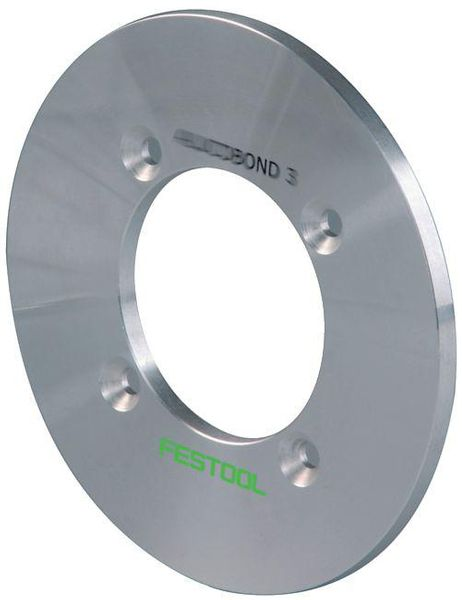 Tastrolle für Plattenfräse Aluminium-Verbundplatten D4