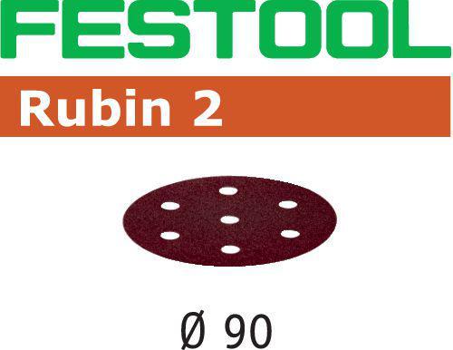 Schleifscheiben STF D90/6 P100 RU2/50
