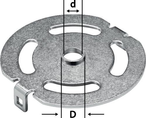 Kopierring KR-D 13,8/OF 1400