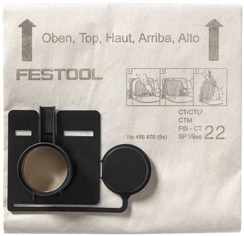 Filtersack FIS-CT 44 SP VLIES/5