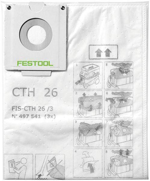 Sicherheitsfiltersack FIS-CTH 48/3