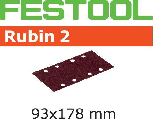 Schleifstreifen STF 93X178/8 P150 RU2/50