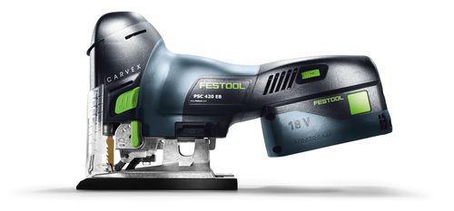 Akku-Pendelstichsäge PSC 420 Li EB-Basic CARVEX online kaufen
