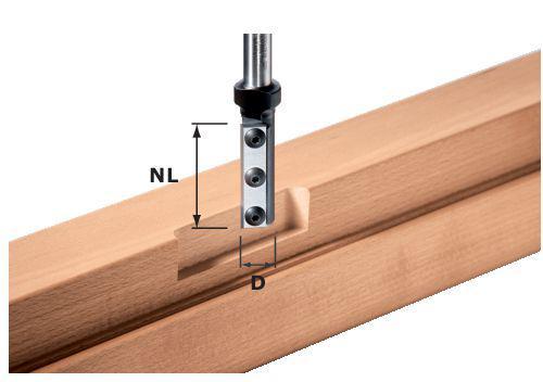 Wepla Nutfräser HW S12 D16/50 WP online kaufen