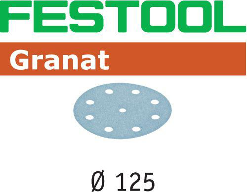 Schleifscheiben STF D125/8 P320 GR/100