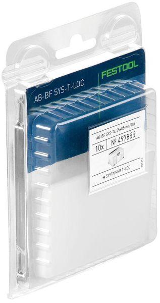 Abdeckung AB-BF SYS TL 55x85mm /10