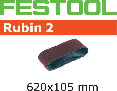 Schleifband L620X105-P60 RU2/10