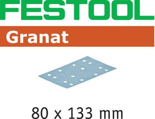 Schleifstreifen STF 80x133 P180 GR/10