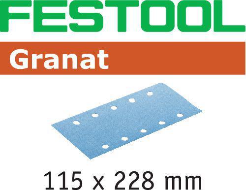 Schleifstreifen STF 115X228 P240 GR/100