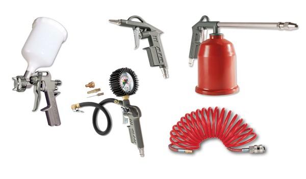 Werkzeug-Set DL-WZ-Set 5-teilig
