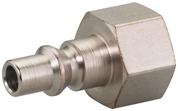 Stecknippel mit Innengewinde STNP-NW5,5-ISO-G1/4i