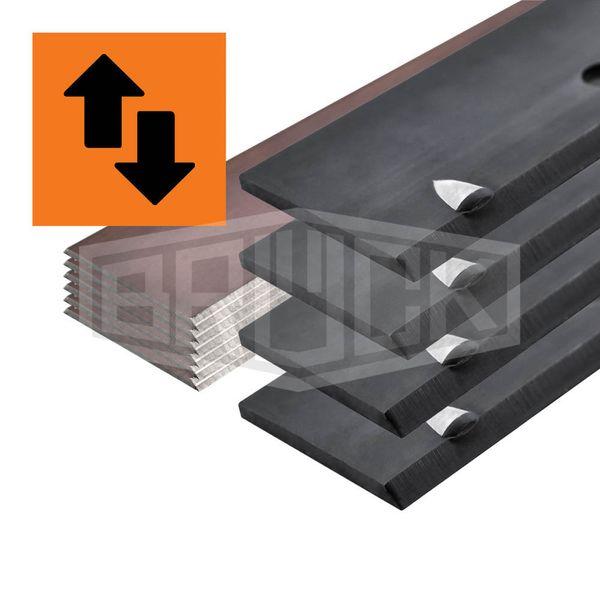 BRÜCK U-Satz EWM 810 mm/4MW Self Set - Kobalt - ( U-Satz bestehend aus 4 MT + 12 EWM )