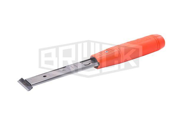 BRÜCK Stechbeitel RALI SHARK, Typ L kpl. mit je 1 Stück Wechselmesser 25, 30 und 40 mm SB