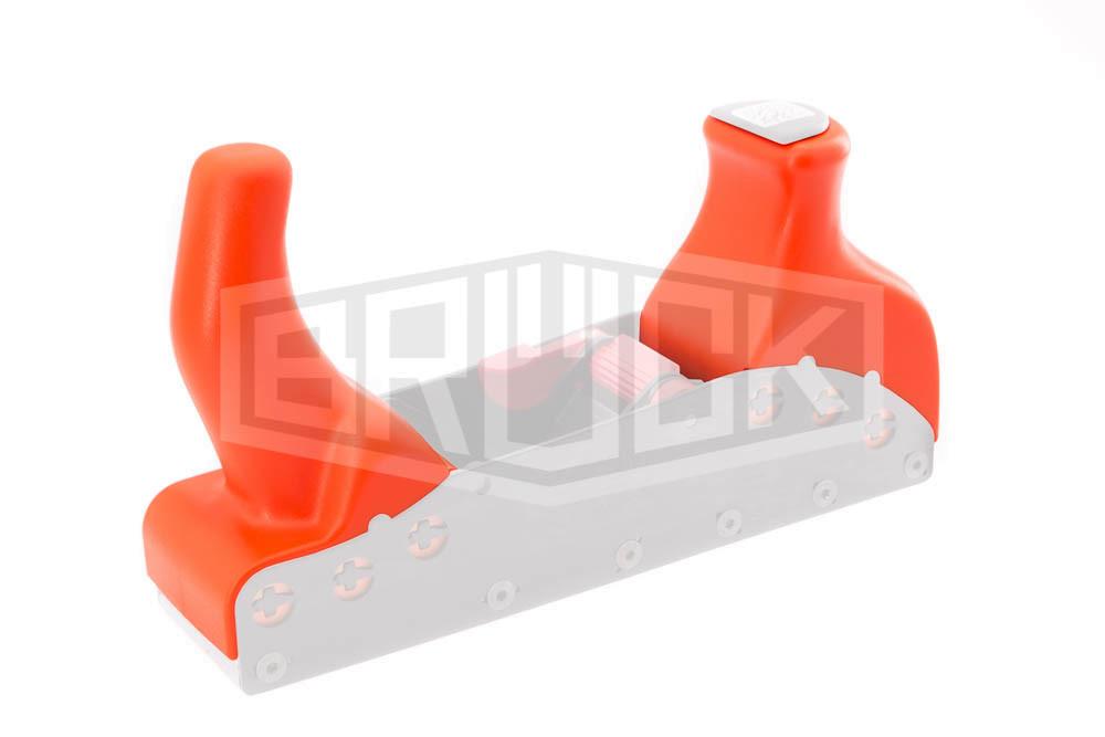 4 Original Ersatzmesser310EVO BRÜCK Handhobel RALI 220 orange EVOLUTION inkl