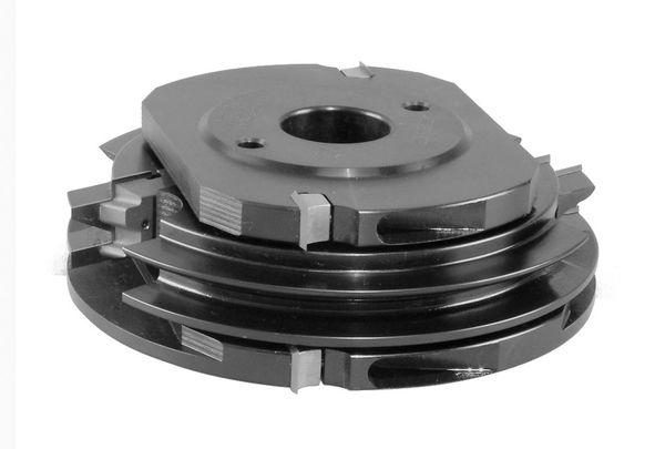 BRÜCK WP-Konterprofil-Garnitur Z2 149 x 48 x 30 mm best. m.Profil A