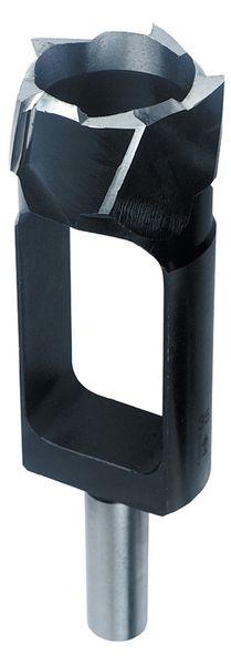 BRÜCK Zapfenschneider Typ 0360 D= 20mm S= 13x50mm GL= 140mm Z5