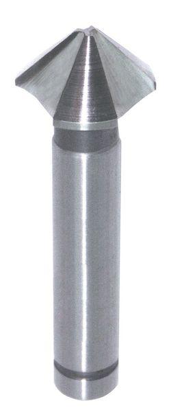 BRÜCK HS-E Kegel-& Entgratsenker D= 20.50mm S= 10mm GL= 63mm