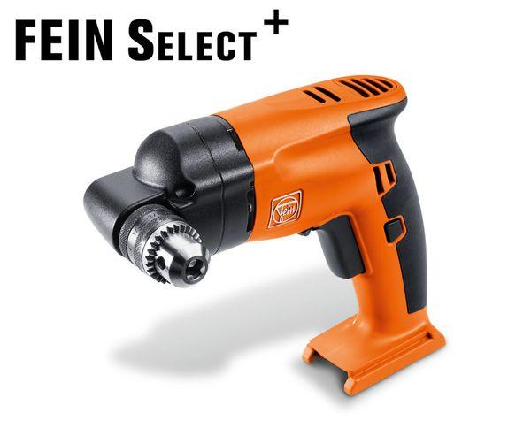 Winkelbohrer bis 10 mm AWBP 10 Select / 18 V