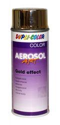 Goldeffektspray
