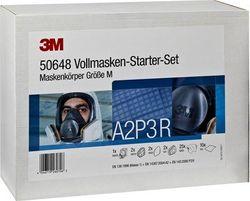 3M Vollmasken-Set 50649