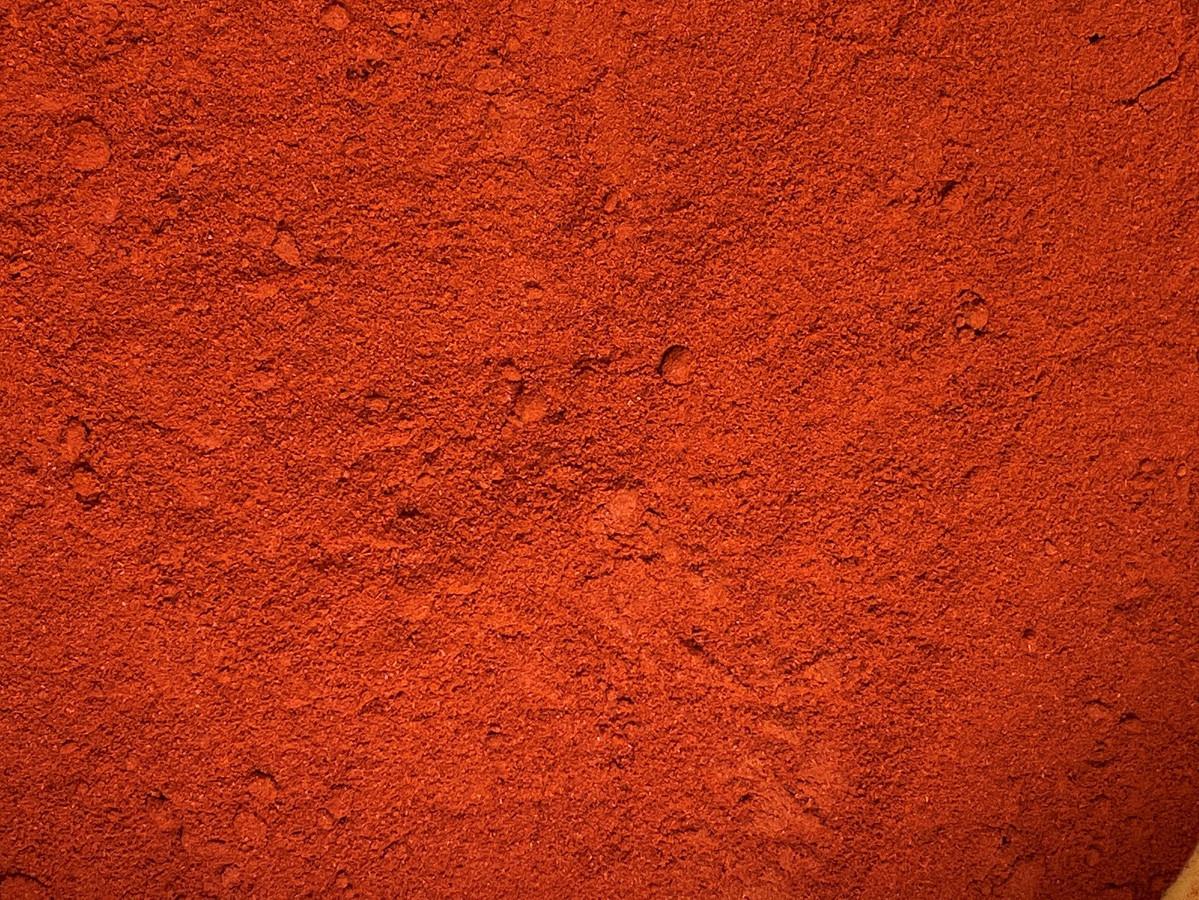 Paprika geräuchert süß - Pimentón aus der Extremadura 500g