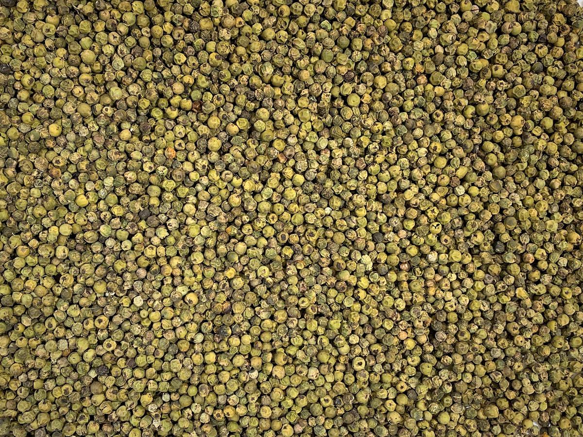Pfeffer grün - Grüner Pfeffer ganz 1000g