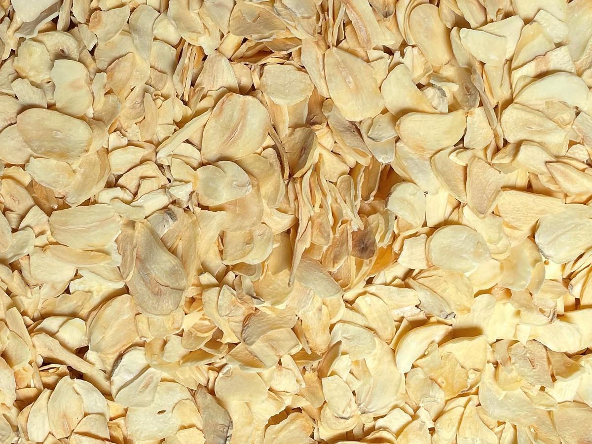 Knoblauchflocken - Knoblauchscheiben 100g