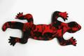 Riesen- Klettergriff- Trainingsboard Salamandi schwarz-rot 002