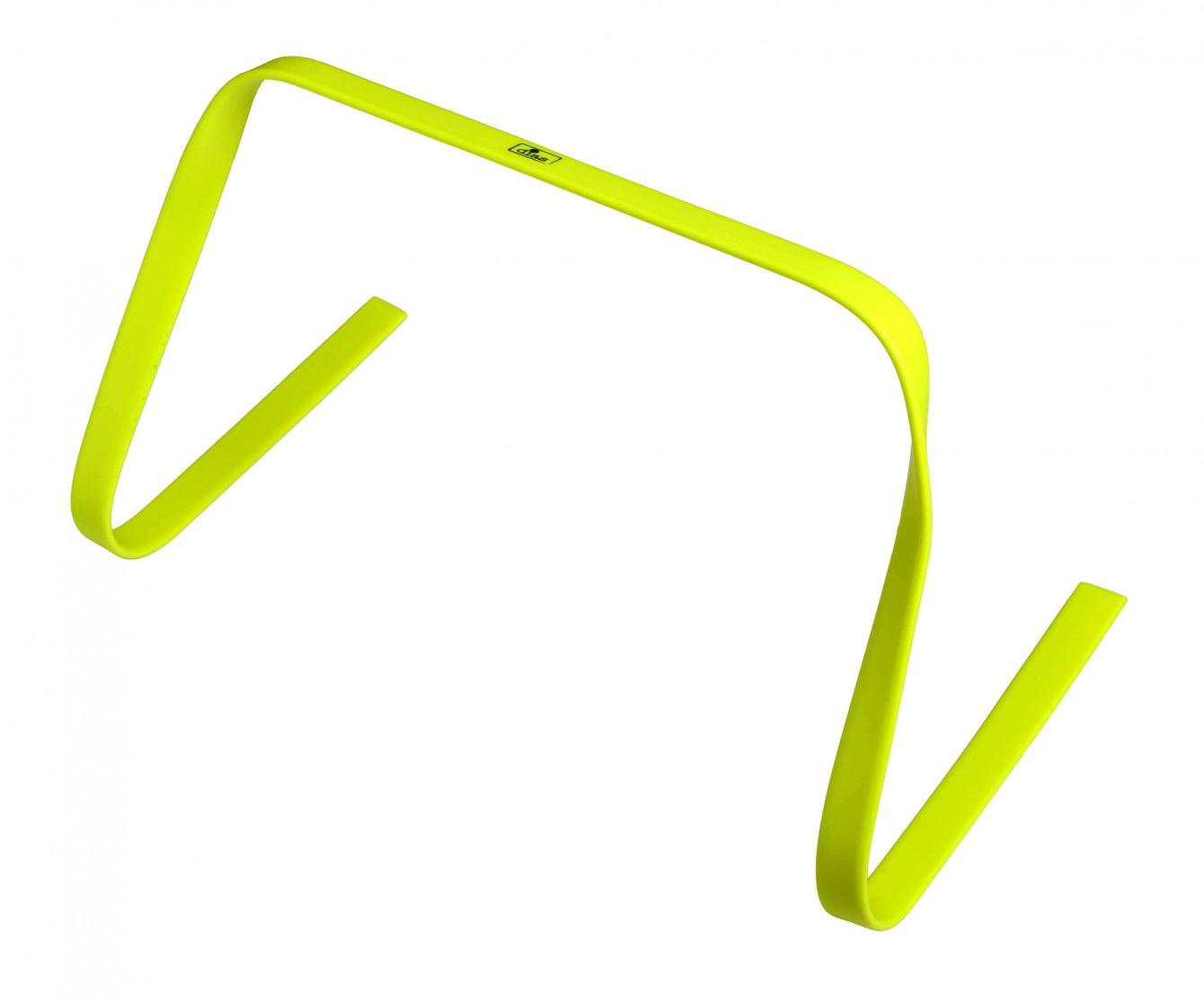 Płotki koordynacyjne | 30 cm | elastyczne | zestaw 6 szt.