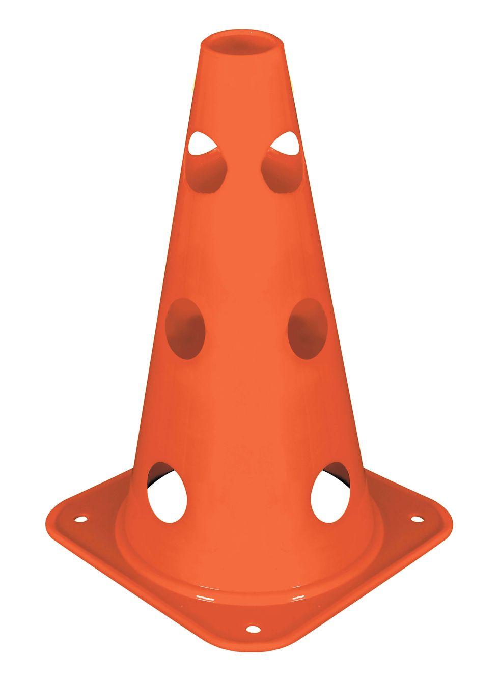 Steckhürdenset 6er | 22,5cm | rot