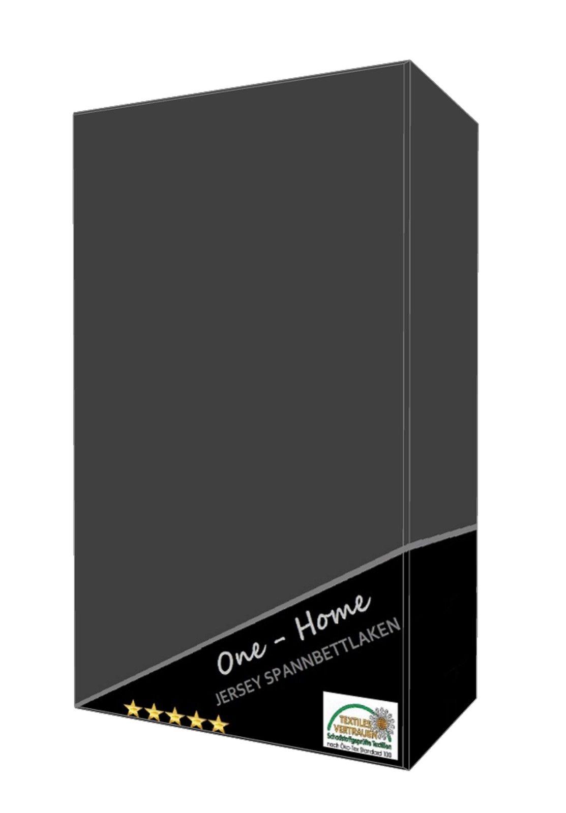 jersey spannbettlaken spannbetttuch 100 baumwolle 90x200 140x200 180x200 cm ebay. Black Bedroom Furniture Sets. Home Design Ideas