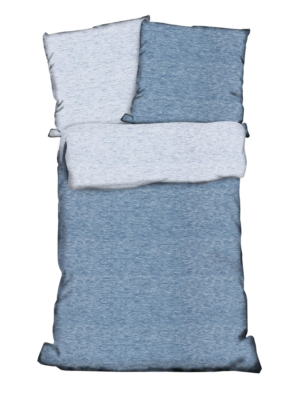Bettwäsche 4 Tlg 100 Original Impressionen Baumwolle Gr 135 X