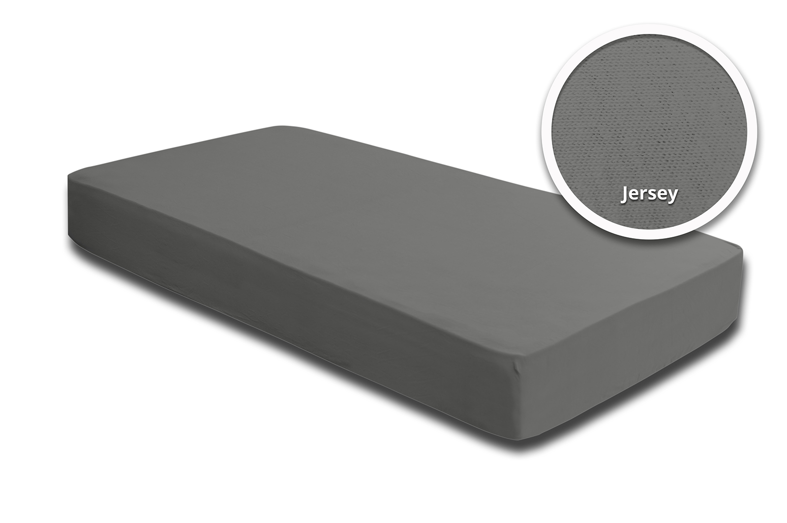 2er pack spannbettlaken bettlaken grau 120x200 cm 130x200 cm jersey baumwolle spannbettlaken. Black Bedroom Furniture Sets. Home Design Ideas