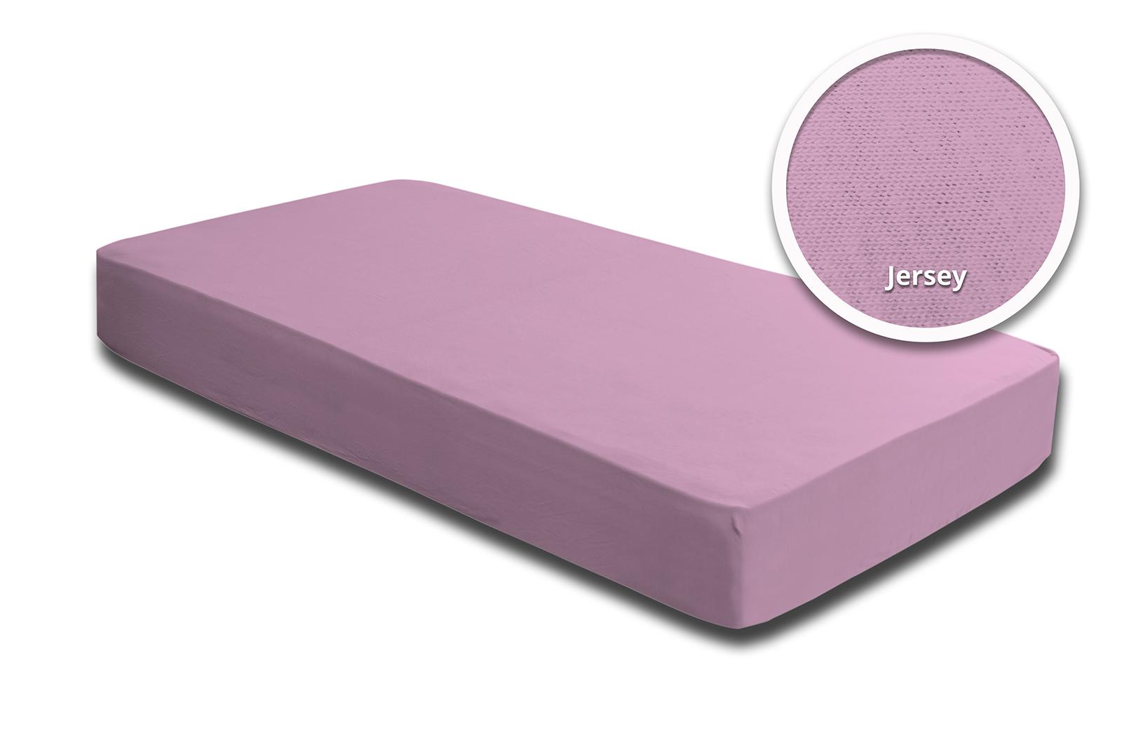 Bettlaken X Cm Rosa Rose Fuchsia Jersey Set Bild With 180x200