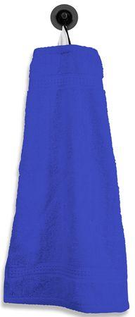 Gästetuch Gästehandtuch royal blau 30x50 cm Baumwolle Handtuch Frottee – Bild 1