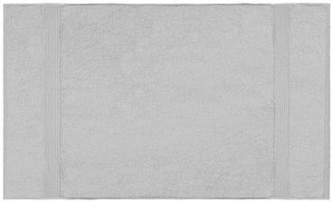 Duschtuch silber 70x140 cm Baumwolle schnelltrocknend Frottee Frottiertuch – Bild 2