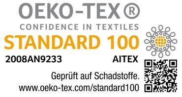 2 Gästetücher Gästehandtücher silber 30x50 cm Set Baumwolle Handtücher Frottee – Bild 4
