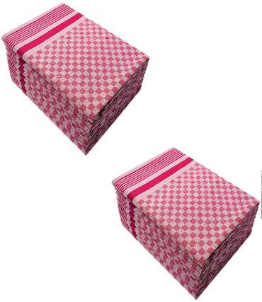 Grubentücher 45x90 cm Grubentuch Küchentuch Set Spültücher 100% Baumwolle – Bild 9