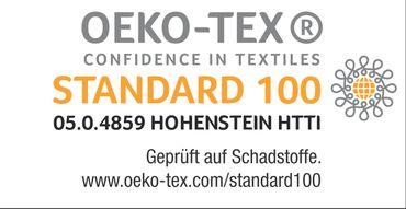 3 teilige Wende Bettwäsche 200x200 cm Ornamente grau Baumwolle Renforce – Bild 4