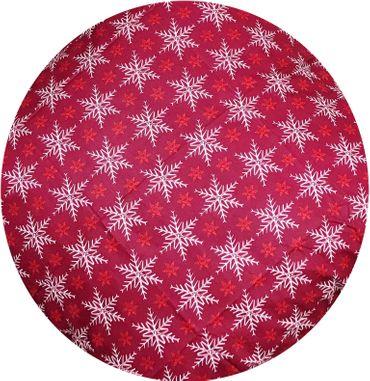 4 teilige Wende Bettwäsche 155x220 cm Kariert rot grau Baumwolle Renforce Set – Bild 5