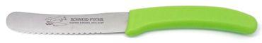 6 Brötchenmesser Frühstücksmesser Gemüsemesser Tafelmesser Rostfrei Edelstahl – Bild 12