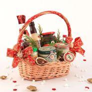 """Geschenkkorb """"Frohe Weihnacht"""""""