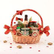 Geschenkkorb  Frohe Weihnacht