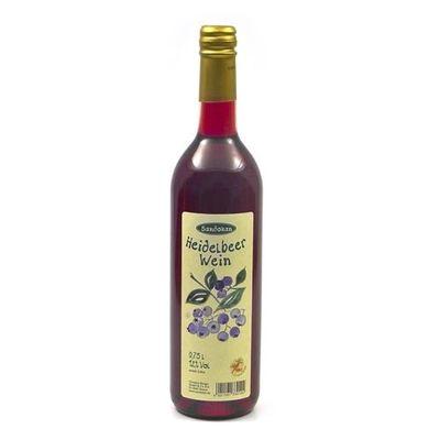 Heidelbeerwein (0.75 l / 12 % vol.)